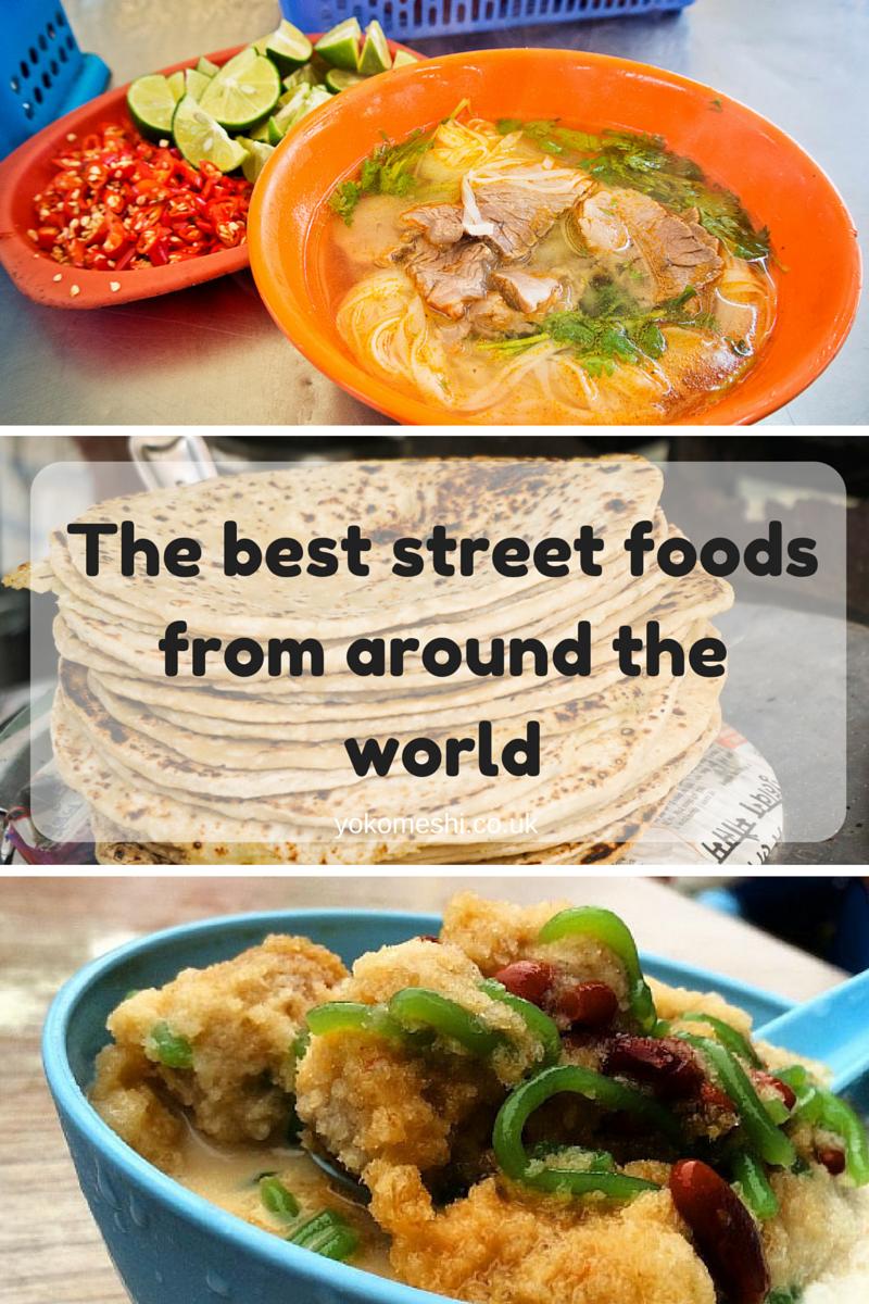 The best street foods copy