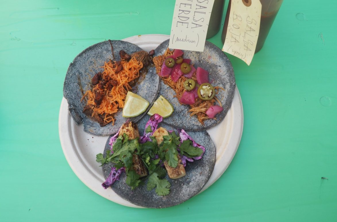 blue taco in Copenhagen, is one of the budget food places in Copenhagen which still taste amazing