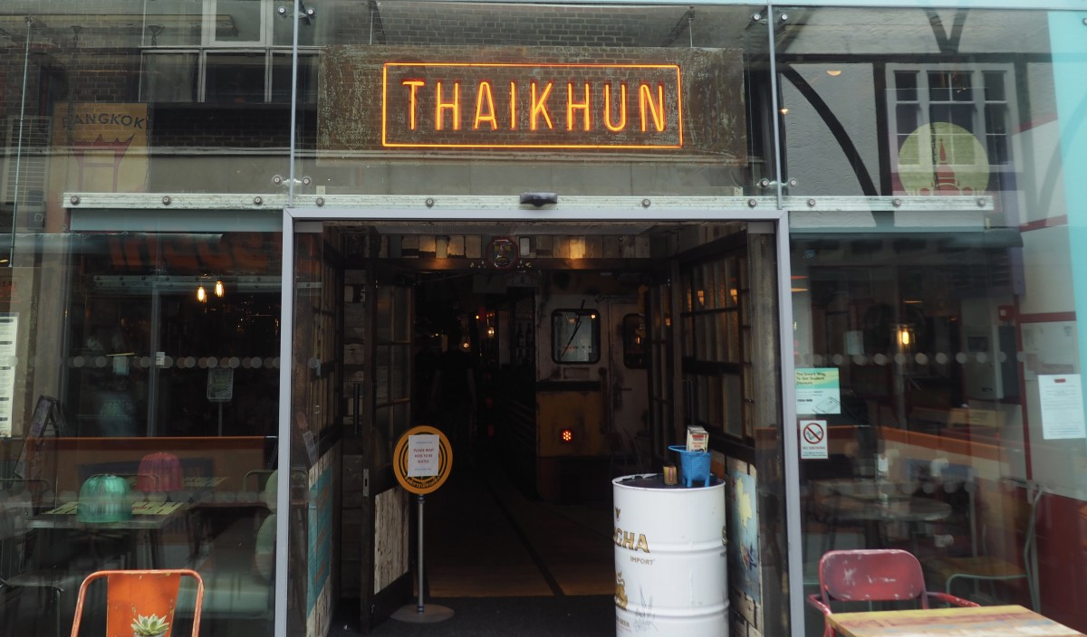 thaikhun, Guildford