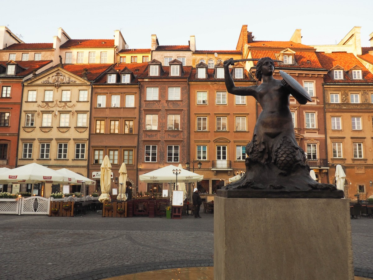 things to do in warsaw, poland, old town