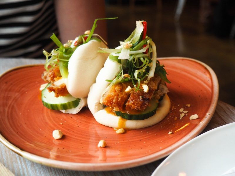 bao buns, giraffe world kitchen victoria