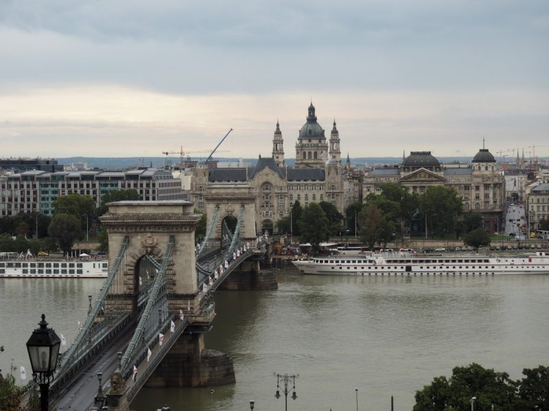 what to do in budapest chain bridge
