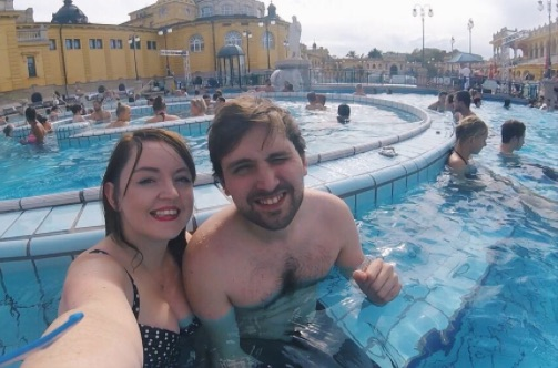 what to do in budapest baths