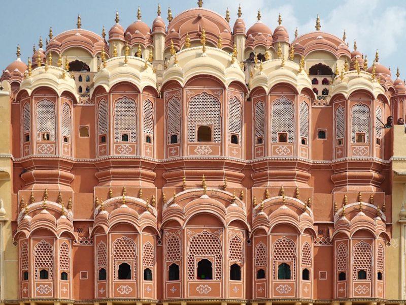 first visit india - jaipur