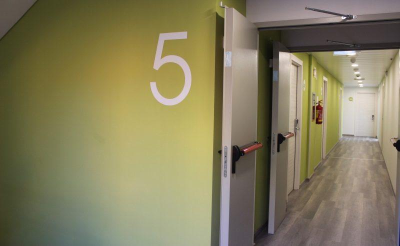 Photo of floor five in the romehello