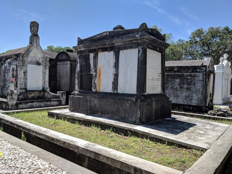 lafeytte cemetery new orleans