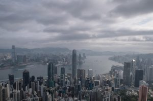 Victoria Peak (or the Peak, as its known colloquially) is the highest point in Hong Kong and the views back across the urban sprawl. Hong Kong