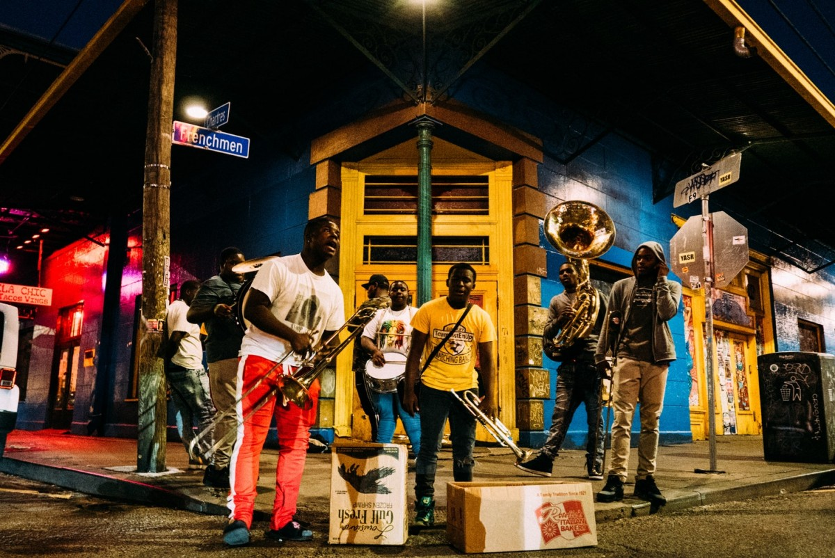 live music on frenchman street - a must for your new orleans bucketlist