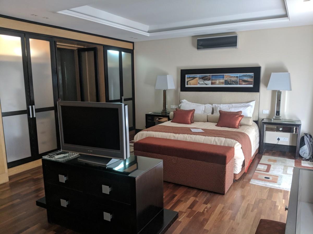 hotel room at the number 5 mantis hotel in port elizabeth summerstrand