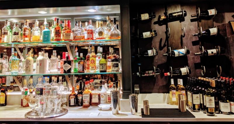 white horse dorking cocktail bar