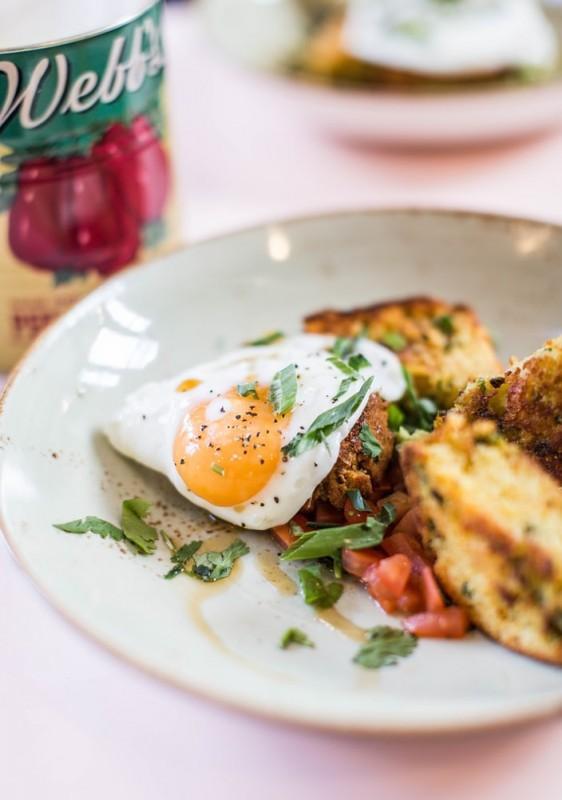 egg brunch in wimbledon