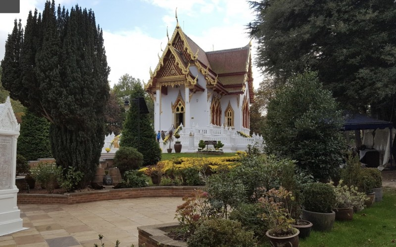 thai temple in wimbledon