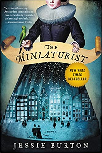 the miniaturist, a fiction book set in Amsterdam