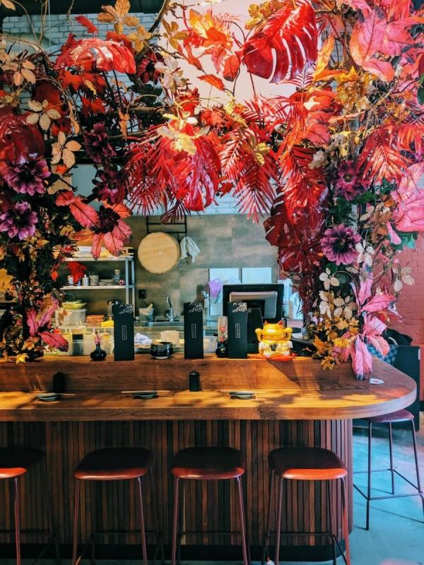 foodhallen rotterdam - a top rotterdam restaurants